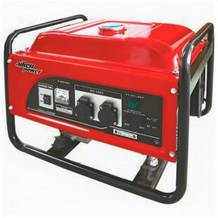 Газо-бензиновый генератор Aiken MGG 2000N 2 кВт