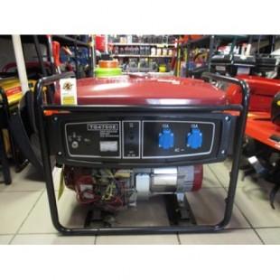 Бензиновый генератор Tiger TG 4700E с электростартером