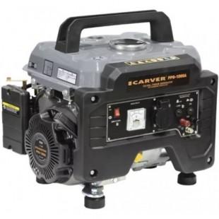 Бензогенератор Carver PPG-1000A
