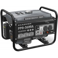 Бензогенератор Carver PPG-3600A