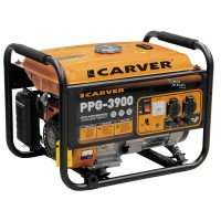 Бензогенератор Carver PPG-3900