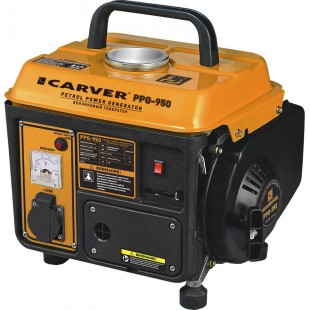 Бензогенератор Carver PPG-950