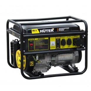 Бензогенератор Huter DY9500L