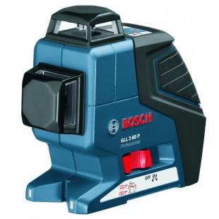 Лазерный уровень Bosch GLL 2-80 P