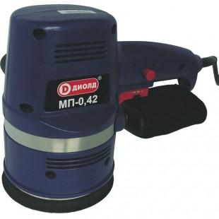 Машина полировальная электрическая Диолд МП-0,42