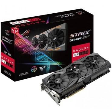 Видеокарта Asus Radeon ROG STRIX RX 580 T8G GAMING