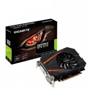 Видеокарта Gigabyte GV-N1070IXOC-8GD GeForce GTX 1070 8Go