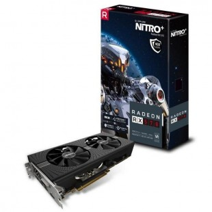 Видеокарта Sapphire Radeon RX 570 NITRO, 8 Go