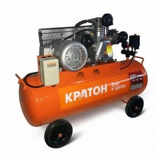 Компрессор с ременной передачей Кратон AC 630/300
