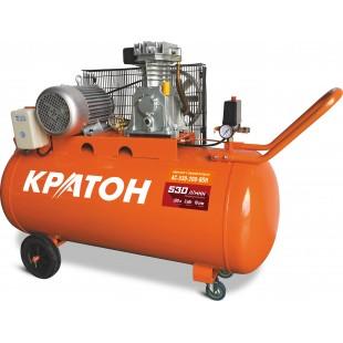 Компрессор с ременной передачей Кратон AC 530/200 BDH
