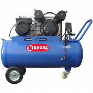 Воздушный компрессор Диолд КВ-2,3-100Р
