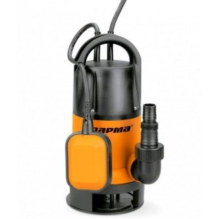 Насос дренажный для грязной воды Парма НД-900/35П