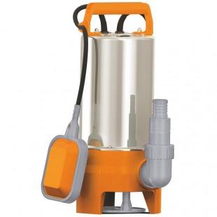 Насос погружной дренажный КРАТОН для грязной воды в нержавеющем корпусе DWP-S