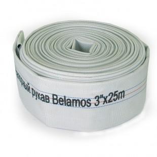"Текстильный рукав BELAMOS 3""х25м ф76мм 68954"