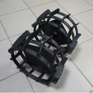 Колеса металлические для культиваторов