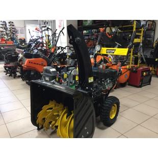 Снегоуборщик бензиновый Huter SGC 4800E