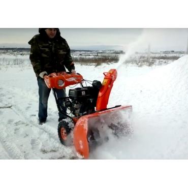 Снегоуборщик Кратон GSB-11л/с SV-EL