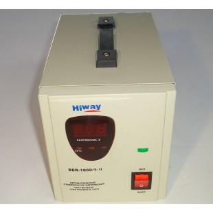 Стабилизатор напряжения Hiway SDR 1000