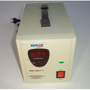 Стабилизатор напряжения Hiway SDR 1500