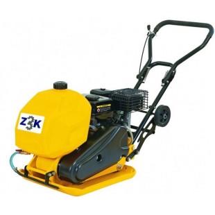 Виброплита ZITREK Z3K 60W бензиновый двигатель LONCIN, с баком