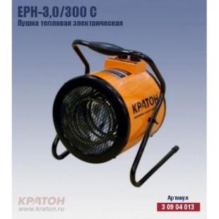 Пушка тепловая электрическая Кратон ЕРН 3.0/300С