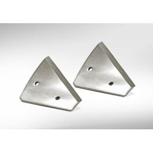 Сменный режущий элемент для шнека  CARVER AG 52 - 150мм
